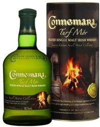 Connemara Turf Mór Cask Strength Whiskey 0,7L 58,2%
