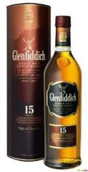 Glenfiddich 15 Years Whiskey 1L 40%