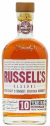 WILD TURKEY 10 Years Russell's Reserve Whiskey 0,75L 45%