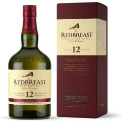 REDBREAST 12 Years Whiskey 0,7L 40%