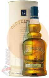 OLD PULTENEY 12 Years Whiskey 0,7L 40%