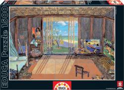 Educa Genuine Gauguin Studio 1500 db-os (15534)