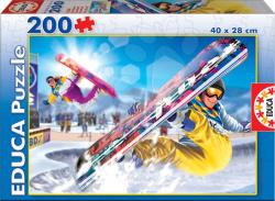 Educa Snowboard 200 db-os (15268)