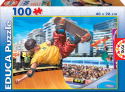 Educa Skateboard 100 db-os (15267)