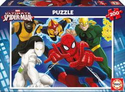 Educa Ultimate Spiderman - Pókember 200 db-os (15641)