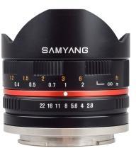 Samyang 8mm f/2.8 Fisheye (Fujifilm)
