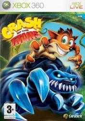 Sierra Crash of the Titans [Classics] (Xbox 360)