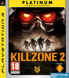 Sony Killzone 2 [Platinum] (PS3)