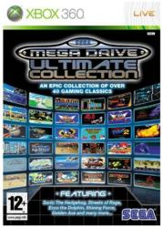 SEGA Mega Drive Ultimate Collection [Classics] (Xbox 360)