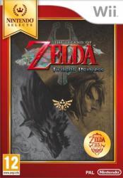 Nintendo The Legend of Zelda Twilight Princess [Nintendo Selects] (Wii)
