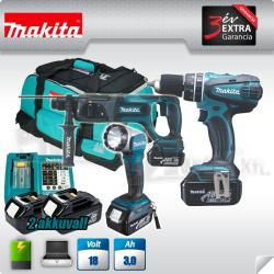 Makita DLX3011