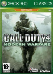Activision Call of Duty 4 Modern Warfare [Classics] (Xbox 360)