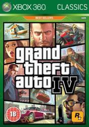 Rockstar Games Grand Theft Auto IV [Classics] (Xbox 360)