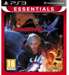 Capcom Devil May Cry 4 [Essentials] (PS3)