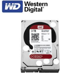 "Western Digital Red Pro 3.5"" 3TB 7200rpm 64MB SATA3 WD3001FFSX"