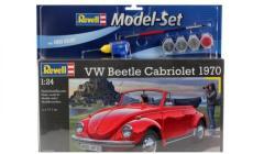 Revell VW Beetle Cabriolet 1970 Kit 1/24 67078