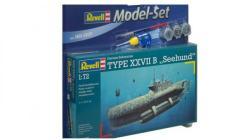 Revell U-Boot Type XXVIIB Kit 1/72 65125