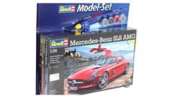 Revell Mercedes-Benz SLS AMG Kit 1/24 67100