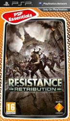 Sony Resistance Retribution [Essentials] (PSP)