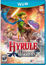 Nintendo Hyrule Warriors (Wii U)