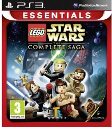 LucasArts LEGO Star Wars The Complete Saga [Essentials] (PS3)