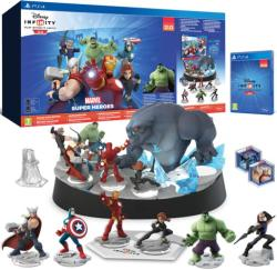 Disney Disney Infinity 2.0 Marvel Super Heroes Collector's Edition Starter Pack (PS4)