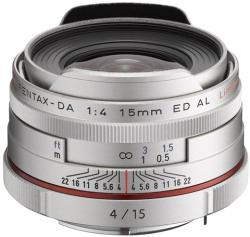 Pentax HD PENTAX DA 15mm f/4 ED AL Limited