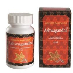 Garuda Ayurveda Ashwagandha vegán kapszula - 60db