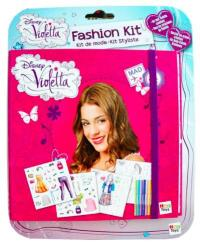 iMC Toys Violetta - Divattervező album (MH-015128)