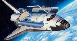 Revell Space Shuttle Atlantis 1/144 4544