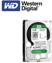 "Western Digital Green 3.5"" 5TB 64MB SATA3 WD50EZRX"