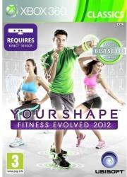 Ubisoft Your Shape Fitness Evolved 2012 [Classics] (Xbox 360)