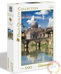 Clementoni Róma 500 db-os (30344)