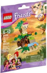 LEGO Friends - Oroszlánkölyök a szavannán (41048)