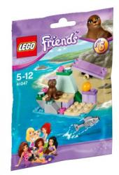 LEGO Friends - Fóka sziklája (41047)
