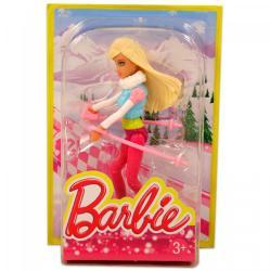Mattel Lehetnék... - síelő mini baba (CBF84)
