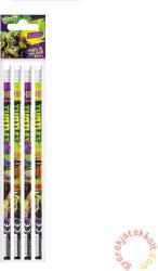 Tini Nindzsa teknőcök grafit ceruza radírral - 4db-os (297701)