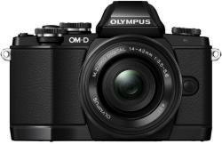 Olympus OM-D E-M10 + EZ-M1442EZ 14-42mm (V207024SE000)