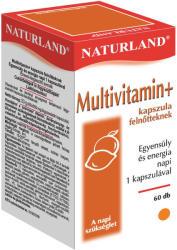 Naturland Multivitamin kapszula - 60db