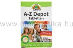 Sunlife A-Z Depot (100db)