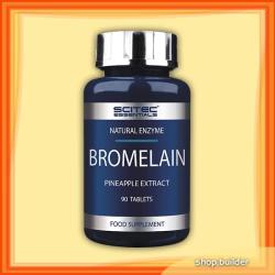 Scitec Nutrition Bromelain (90db)