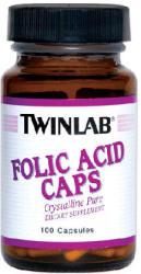 Twinlab Folic Acid - 100db