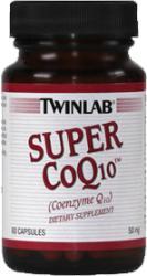 Twinlab Super CoQ10 - 60db