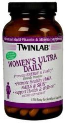 Twinlab Women's Ultra Daily - 120db