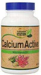 Vitamin Station Calcium Active tabletta - 100 db