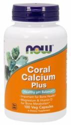 NOW Coral Calcium Plus (100db)