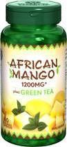 Puritan's Pride Afrikai mangó tabletta zöld tea kivonattal - 60db