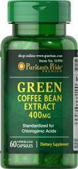 Puritan's Pride Zöld kávé 60db