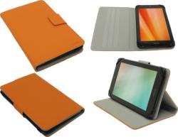 "CANYON Universal Case with Stand 7"" - Orange (CNS-CUT7O)"
