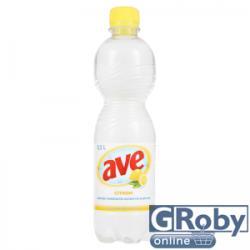 Ave Szénsavas ízesített ásványvíz - citromos 0.5l
